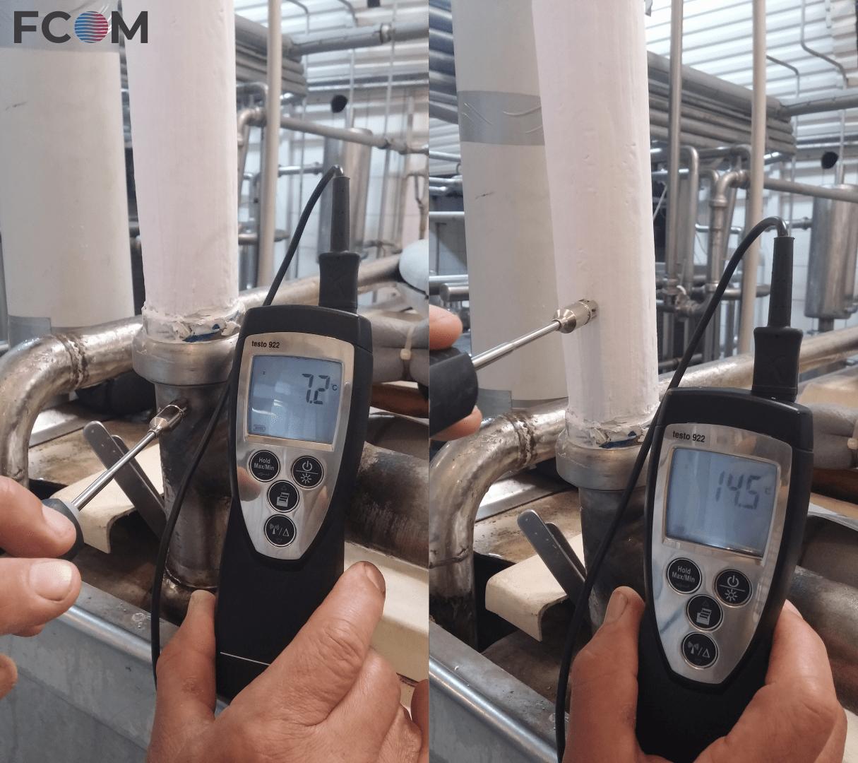 Zabezpieczenie przed kondensatem