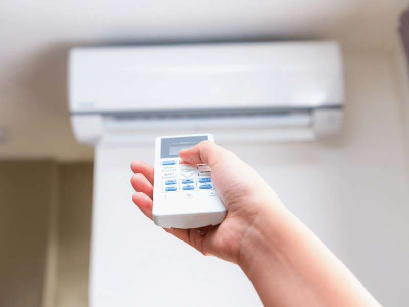 air conditioning, cost reduction